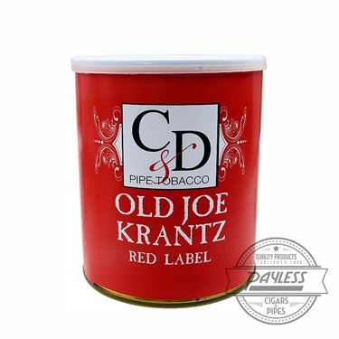 Cornell & Diehl Old Joe Krantz Red Label Tin (8-oz)