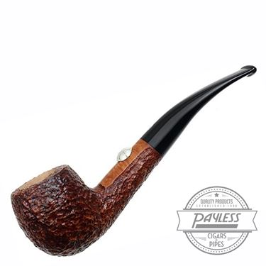 Savinelli Basketball Rustic Brown Pipe