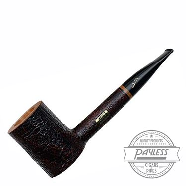 Savinelli Collection 2017 Sandblast Smooth Top Pipe