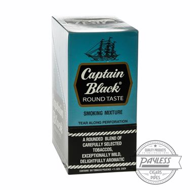 Captain Black Light 1.5Oz Pouches (6-Pk)