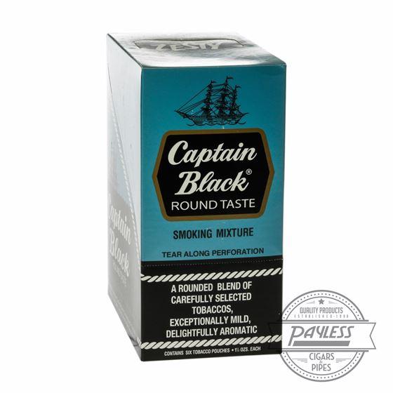 Captain Black Light 1.5Oz Pouches (6-Pk)