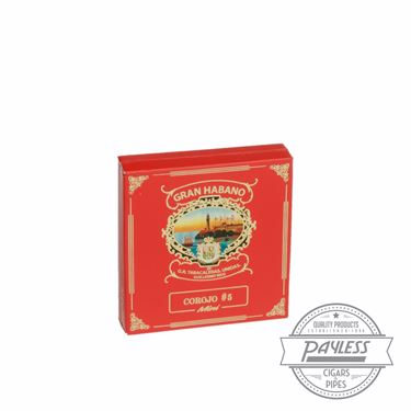 Gran Habano Corojo #5 Mini (5 packs of 20)