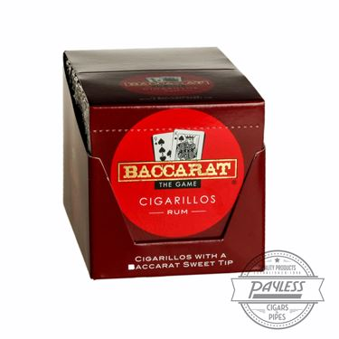 Baccarat Mini Cigarillos Rum