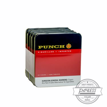 Punch Cigarillo (10 tins of 20)