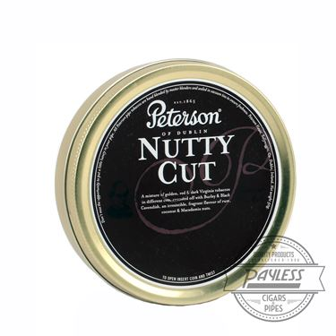 Peterson Nutty Cut Tin