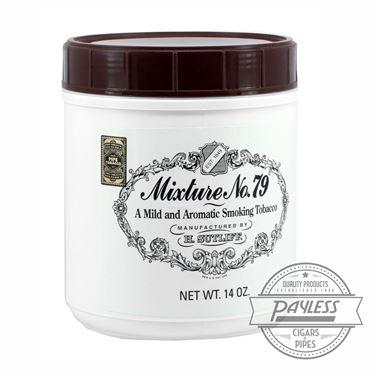 Dutch Masters Mixture No. 79 Tin