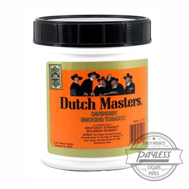 Dutch Masters Whiskey Tin