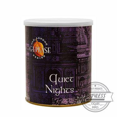 G.L. Pease Quiet Nights Tin (8-Ozs)