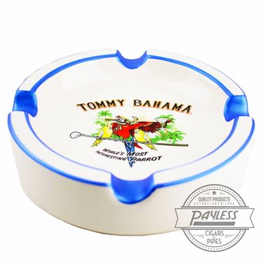 Tommy Bahama Interesting Parrot Ashtray