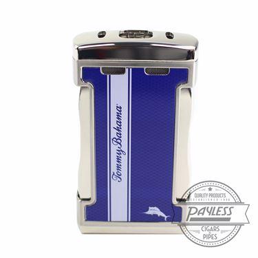 Tommy Bahama Regatta Table-Top Lighter (Blue)