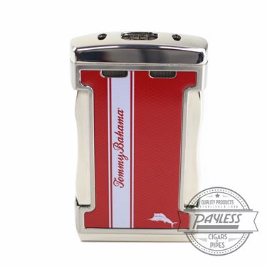 Tommy Bahama Regatta Table-Top Lighter (Red)