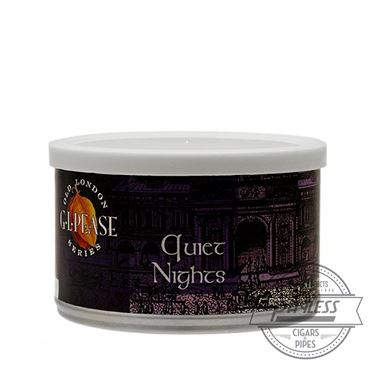 G.L. Pease Quiet Nights Tin (2-Ozs)