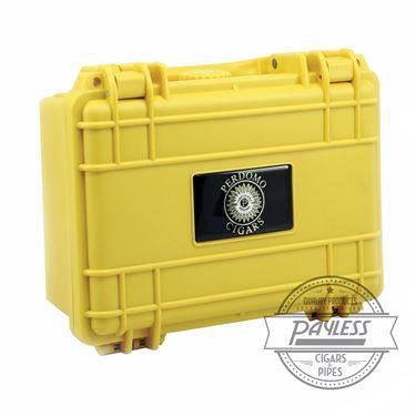Perdomo Travel Case 15-Ct - Yellow (VC07Y)