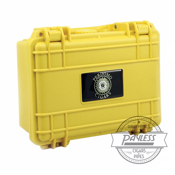 Perdomo Travel Case 15-Ct - Yellow (VC07Y)