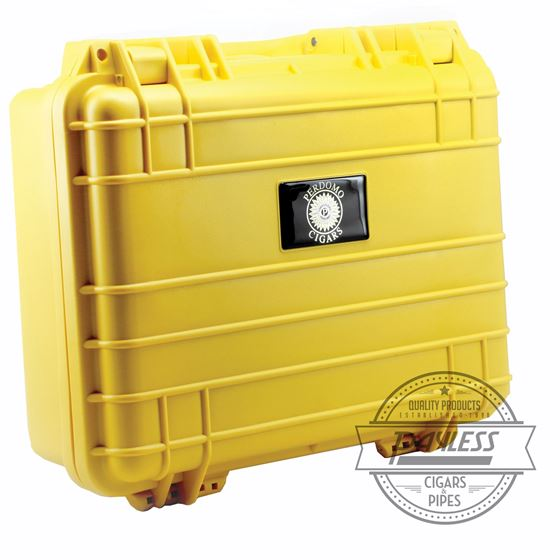 Perdomo Travel Case 30-Ct - Yellow (VC12Y)
