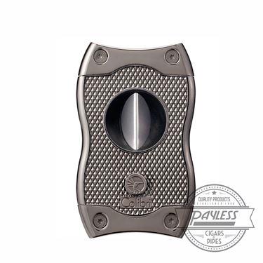 Colibri SV-Cut Cigar Cutter Gunmetal (CU600T4)