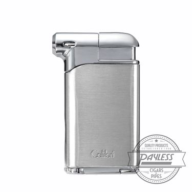 Colibri Pacific Air Pipe Lighter - Chrome (LI400C6)