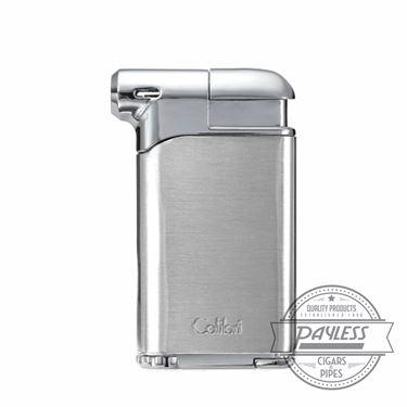 Colibri Pacific Air Pipe Lighter - Chrome (LI400C6)