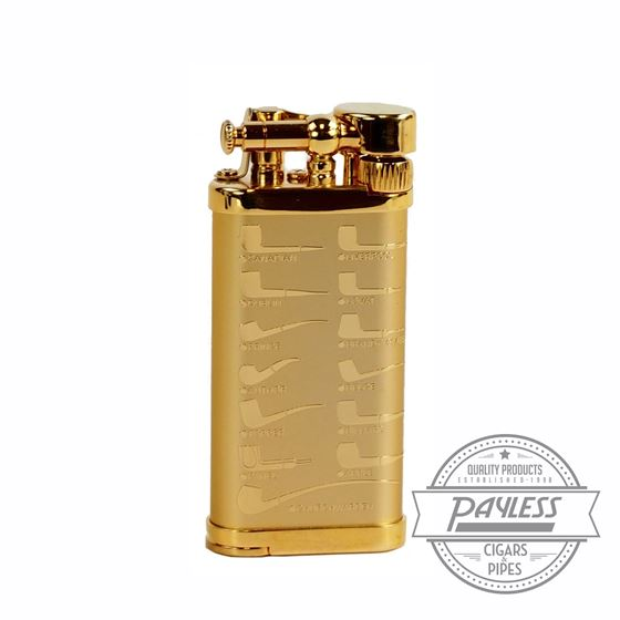 IM Corona Old Boy Gold With Classic Pipe Shapes