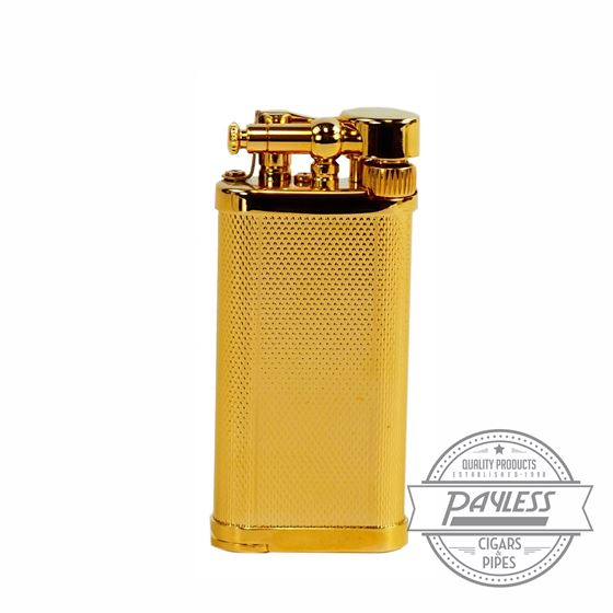 IM Corona Old Boy Gold Etched Lighter