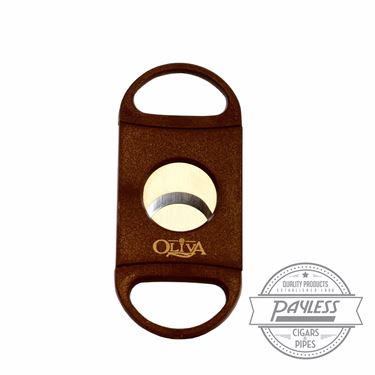 Oliva Brown Cigar Cutter