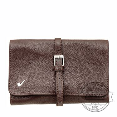 Savinelli Travel Bag 4P - Brown