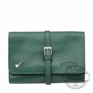 Savinelli Travel Bag 4P - Green
