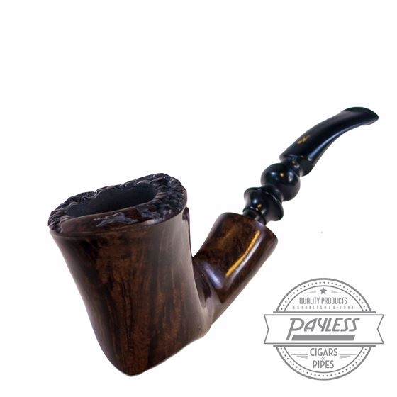Nording Black Grain No. 3 Pipe - A