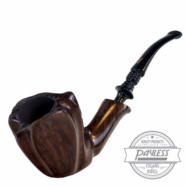Nording Black Grain No. 3 Pipe - B