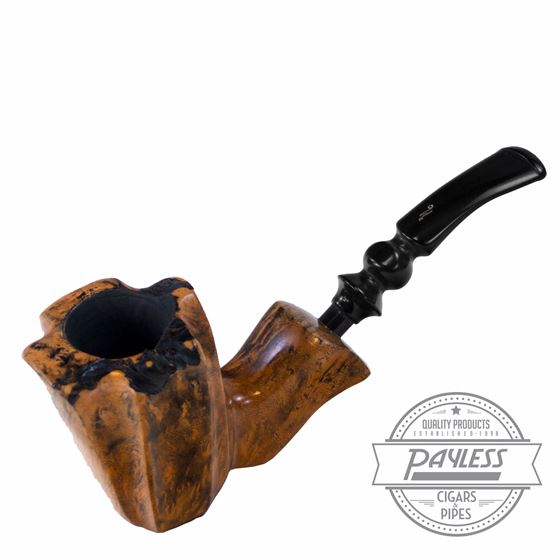 Nording Brown Grain No. 3 Pipe - A