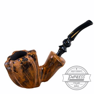 Nording Brown Grain No. 3 Pipe - B