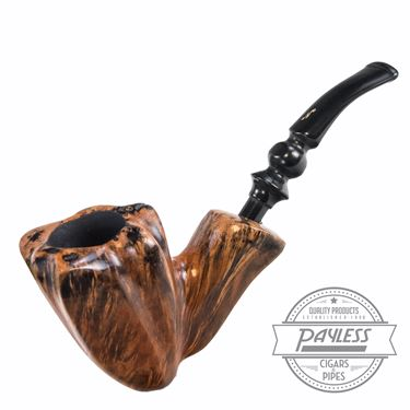 Nording Brown Grain No. 3 Pipe - D