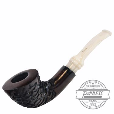 Nording Royal Flush Queen Pipe - A