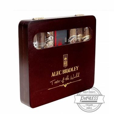 Alec Bradley Taste Of The World Sampler With Lighter