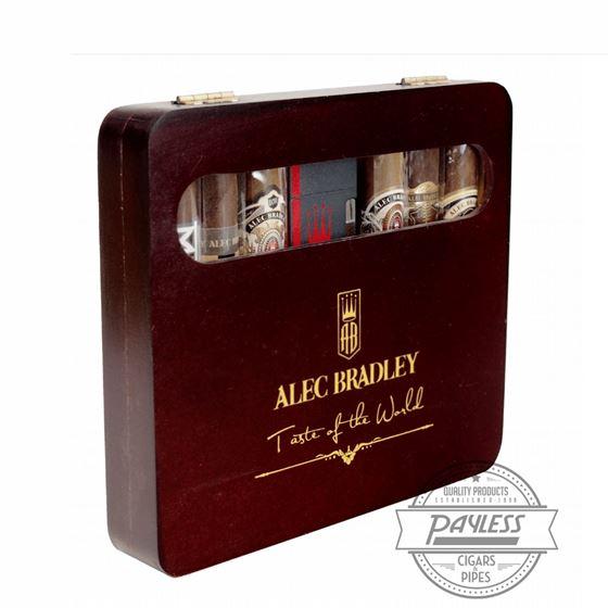 Alec Bradley Taste Of The World Sampler With Lighter