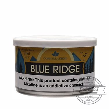 Cornell & Diehl Blue Ridge Tin