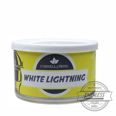 Cornell & Diehl White Lightning Tin