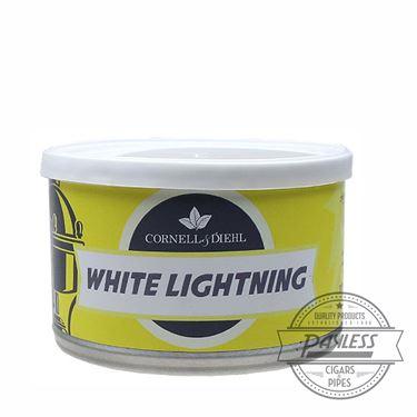 Cornell & Diehl White Lightning Tin
