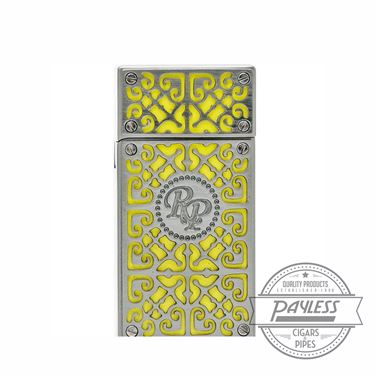 Rocky Patel Burn Lighter Yellow