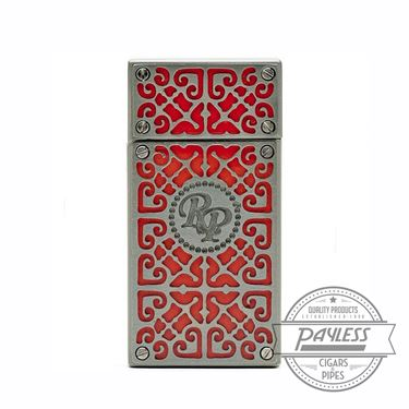 Rocky Patel Burn Lighter Red
