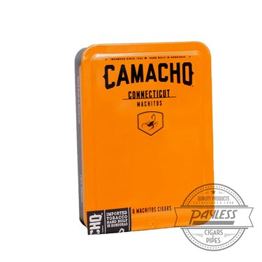 Camacho Connecticut Machitos (5 Tins Of 6)
