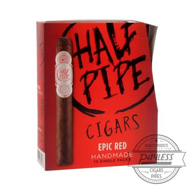 Half Pipe Epic Red Pack