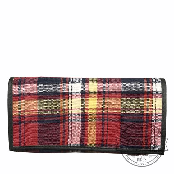 Castleford Rollup Pouch Plaid