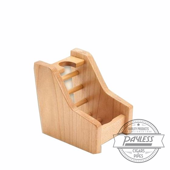 Wood 1 Pipe Stand Chair