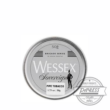 Wessex Brigade Sovereign Curly Cut (1.75 oz tin)