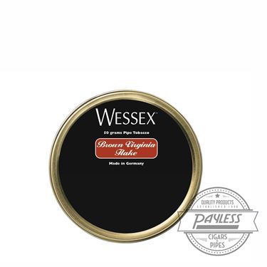 Wessex Brown Virginia Flake (1.75 oz tin)