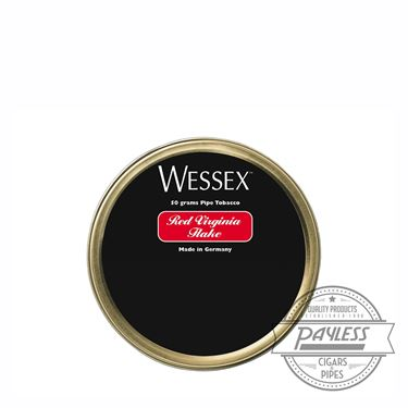 Wessex Red Virginia Flake (1.75 oz tin)