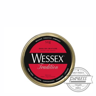 Wessex Tradition Red (1.75 oz tin)