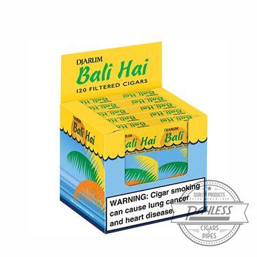 Djarum Filtered Bali Hai (10 packs of 12)