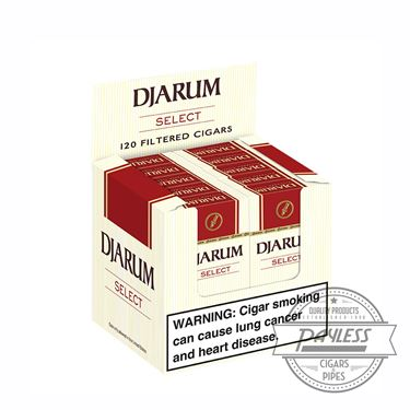 Djarum Filtered Select (10 Packs Of 12)